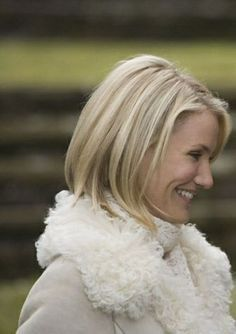 cameron diaz hair in holiday - Google Search