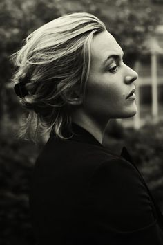 In my opinion, one of the most beautiful, talented women in Hollywood. Kate Winslet