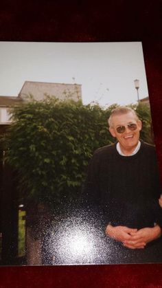 """My wonderful dad who lost his battle to bowel cancer loved and missed everyday"" - Lisa Cushley"