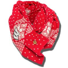 '47 Brand Women's Catamount Scarf - wrap up out there!!! #Badgers #Wisconsin