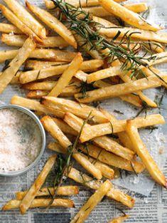 Matchstick Rosemary Potatoes