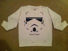 Storm Trooper Sweatshirt