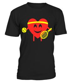 """# Tennis Heart Emoji Love Eye Shirt Fitness Tee .  Special Offer, not available in shops      Comes in a variety of styles and colours      Buy yours now before it is too late!      Secured payment via Visa / Mastercard / Amex / PayPal      How to place an order            Choose the model from the drop-down menu      Click on """"Buy it now""""      Choose the size and the quantity      Add your delivery address and bank details      And that's it!      Tags: Show pride & love with funny & cool…"""