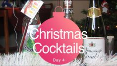 Christmas Cocktails Day - 4 - https://www.barmasters.com/videos/christmas-cocktails-day-4/ #barmasters