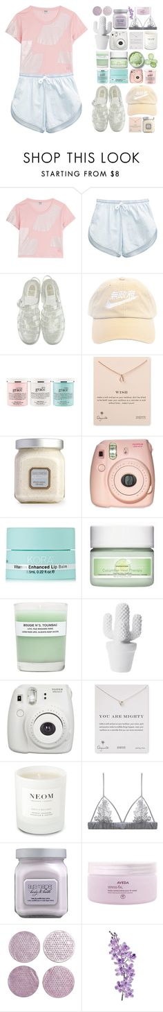 """""""Pastel Palace ♛♚"""" by sno-via ❤ liked on Polyvore featuring Kenzo, American Apparel, Margaret Howell, philosophy, Dogeared, Laura Mercier, KORA Organics by Miranda Kerr, Therapy, A.P.C. and NEOM Organics"""