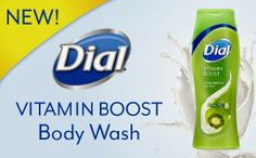 #GatheringRoses #dial http://gatheringmyroses.blogspot.com/2014/02/dial-vitamin-boost-body-wash-review-and.html