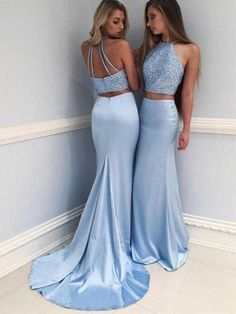5d7b582629f Two Piece Prom Dresses   Two-Piece Homecoming Dresses - FabMiss
