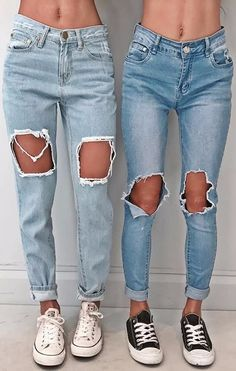 light wash mum jeans collection