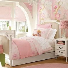 1000 images about girly girl room on pinterest pretty little girls little girl rooms and bedding - Beautiful rooms for little girls ...