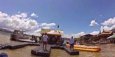 Lago Calima - Darien - #ValledelCauca #Colombia Train, Hotels, Colombia, Strollers