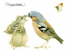 Lief Marjolein Bastin, Nature Sketch, Nature Artists, Bird Illustration, Watercolor Bird, Bird Art, Artist Art, Beautiful Birds, Bastille