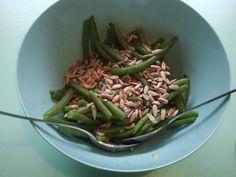 Bønnesalaten med ristede solsikkekerner - LCHF, Keto, Lavkarbo, Low-carb osv