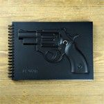Armed Notebook – Revolver