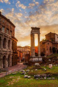 Foro Romano - Roma - Italy