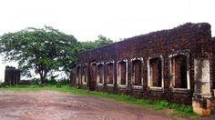 Alcântara, Maranhão, Brasil - ruínas