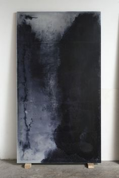 Alessandro Piangiamore, Le cere di Roma 2014 Love this painting! Abstract Canvas, Oil Painting On Canvas, Painting & Drawing, Painting Abstract, Monochrome Painting, Black Painting, Canvas Art, Painting Inspiration, Art Inspo