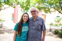 Melanie Salazar proud of her grandpa