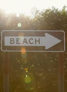 This way to paradise...