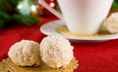 Epicure's Almond Snowballs Holiday Baking, Christmas Baking, Epicure Recipes, Snowball, Sweet Stuff, Almond, Good Food, Spices, Party Ideas