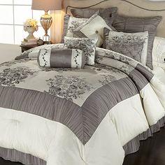 Highgate Manor Spring Garden 10-piece Comforter Set