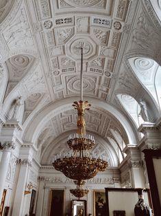 moscowavenue:  The Hermitage Museum. Saint Petersburg, Russia. 10/04/2015