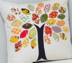 Аппликации из ткани для детей | http://www.babyroomblog.ru/