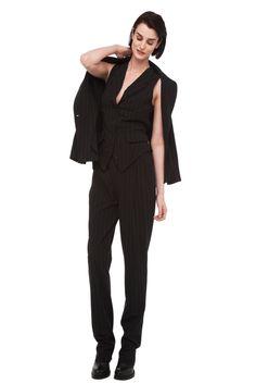 Norma Kamali Fall 2013 Ready-to-Wear Fashion Show
