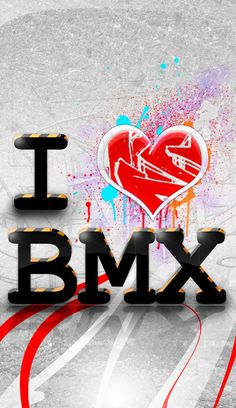BMX love At least i love to watch. Haha!