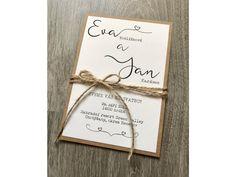Handmade Wedding Invitations, Rustic Wedding, Wedding Planner, Wedding Inspiration, Place Card Holders, Pattern, Program, Weddings, Ideas