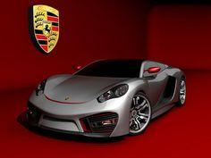 Porsche-Supercar-Concept