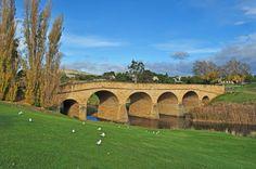 Oldest bridge in Tasmania - Richmond Bridge, Richmond, Tasmania, Australia. Image via TripAdvisor