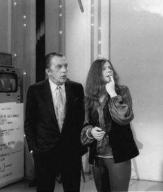 tv land Janis with Ed Sullivan