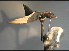 Bird Whirligig