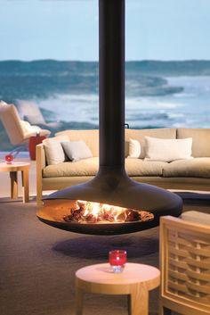 Gyrofocus #fireplace