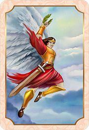 Andělské karty na 2018 Oracle Tarot, Angel Art, Tarot Decks, Tarot Cards, Love, Fictional Characters, Empire, Spiritual, Messages