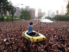 Concert Rafting