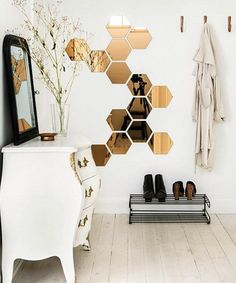 honeycomb mirrors