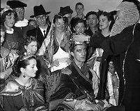 Crowning of King of the Island, Dalkey Christian Church, Prehistory, Dublin Ireland, Photo Archive, 18th Century, Events, King, Island, Times