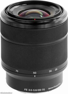 Sony 28-70mm f/3.5-5.6 OSS FE