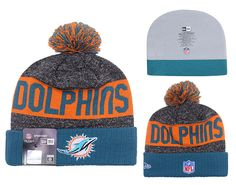 NFL Miami Dolphins New Era Beanies Sports Knitted Caps Hats