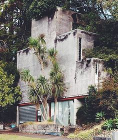 The Death of cool New Zealand Architecture, Mews House, The Row, Beach House, Concrete, Exterior, Places, Projects, David