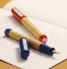 Lamy ABC fountain pen, ideal as a starter pen for children