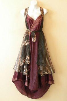 Soft dark autumn - new style - Damenmode Boho Fashion, Fashion Outfits, Fashion Design, Gothic Fashion, Daily Fashion, Street Fashion, Fashion Bags, Pretty Dresses, Beautiful Dresses