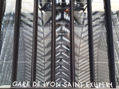 Gare de Lyon Saint-Exupéry - 2016