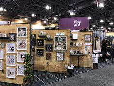 They say a picture is worth a thousand words. Get ready for a REALLY wordy post today as we share a few of our favorite photos from the Creativation trade show which wrapped up last week! This is the largest United States trade show for papercrafts, where the latest and greatest products are revealed. #creativation2017 #phoenix #primamarketing #booth