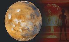 Civilização Marciana foi Aniquilada com Bombas Nucleares por Alienígenas, que Também Poderiam Atacar a Terra