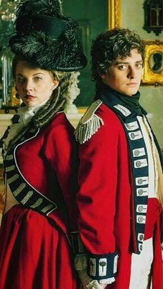 Aneurin Barnard the scandalous lady W