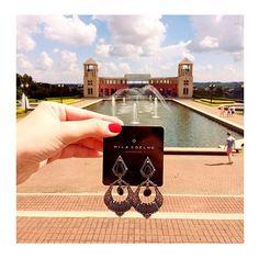 Mila Coelho pelo Parque Tanguá!  www.milacoelho.com.br  #viagem #trip #travel #milacoelhopelomundo #fashion #fashionjewelry #trend #moda #bijoux #floripa #milacoelho #acessórios 