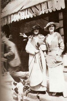 Shopaholic blog de moda: Deauville, 1913