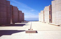 A modern day classic.Louis I. Kahn: Salk Institute La Jolla CA USA 19621965http://ift.tt/2aFYGfK Photo: Jacqueline Poggi 2009 (CC BY-NC-ND 2.0)